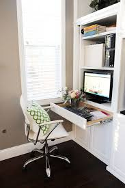 post small home office desk. create a family room office nook in small space post home desk i