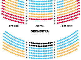 Tennessee Theatre Seating Map Majestic Theatre Seating Chart
