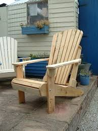 foldable adirondack chair folding merry garden with pull out ottoman