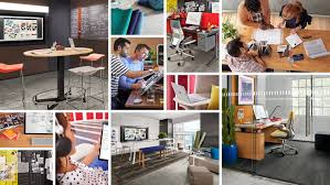 Creative Workspaces Designed To Inspire By Steelcase Microsoft Stunning Office Furniture Dealers Creative