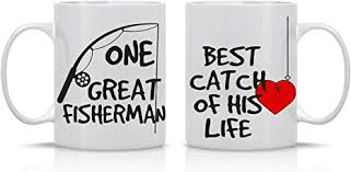 One Great Fisherman, Best Catch Of His Life Couples ... - Amazon.com