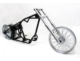 softail bobber pa frame chassis