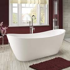 ... Bathtubs Idea, Cheap Freestanding Tub Used Bathtubs For Sale Red Wine  Modern Bathroom Interior With
