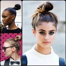 Top Knot Hair Style cool & casual top knots hairstyles 2015 hairstyles 2017 hair 1634 by wearticles.com