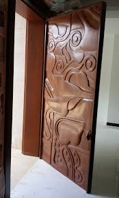 Artistic Door Design Artistic Wooden Door