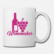 winemaking winemaker mug