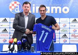 DONE DEAL: Dinamo Zagreb sign Mario Gavranović from HNK Rijeka.
