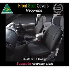 nissan x trail waterproof uv treated wetsuit front pair of car from nissan car seat covers image source supertrim com au