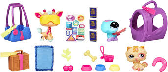 Littlest Pet Shop Light Up Dragonfly Littlest Pet Shop Themed Play Pack Sunshine Travel With Light Up Dragonfly