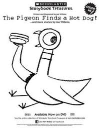 Small Picture Dont Let the Pigeon Drive the Bus printable coloring sheet Art