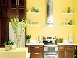 best yellow paint colorsKitchen Wall With Yellow Paint Colors  Bright Yellow Paint Colors