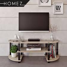 homez tv cabinet hmz tv dt 5000 modernist design solid board tv rack