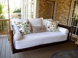 Small Picture Super Comfy Porch Swing Bed Designs Perfectporchswing Com Pics