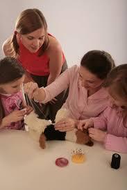 Развитие мелкой моторики рук детей через кружковую деятельность  План работы в подготовительной группе шитье
