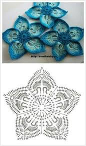 Crochet Flowers Patterns Interesting Unique And Pretty Crochet Flower Pattern Crochet And Knit