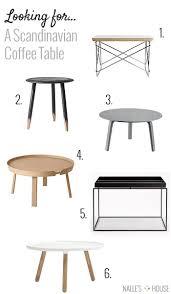 choosing the wright scandinavian coffee table