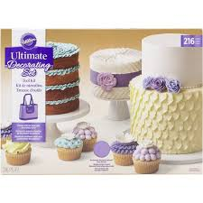Wilton Cake Decorating Accessories Unique Wilton Birthday Cake Peel And Place Sugar Sheets Decorating Kit 32