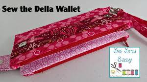 Free Wallet Sewing Pattern Unique Design Ideas