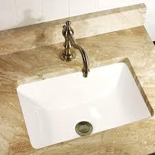 undermount rectangular bathroom sink. Simple Rectangular Highpoint Collection White Ceramic Petite 16x11 Rectangle Undermount Vanity Lavatory  Sink On Rectangular Bathroom B