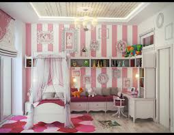 Little Girls Bedroom Furniture Sets Bedroom Little Girls Room Ideas With Nice Stripes Wall Decor And