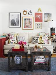 Society Social Living Rooms Eclectic Living Room White Wall Simple Eclectic Living Room
