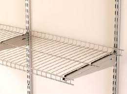 wall mounted wire shelving. Architecture And Interior: Unique Chic Wall Mounted Wire Shelving Units Shelves Design In From Appealing R