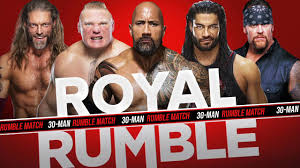 WWE ROYAL RUMBLE 2021 Match card | ROYAL RUMBLE 2021 PREDICTIONS