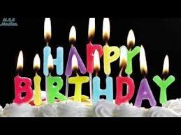 E Birthday Card Happy Birthday My Dear Friend E Greeting Card Youtube