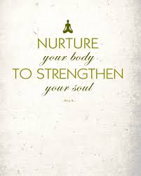"""Beauty And Soul Quotes Best Of Design Quote """" Nurture Your Body Soul"""" Design By Rita"""