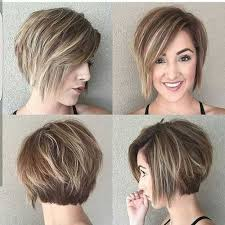 Short Hairstyles For Round Face 63 Inspiration Short Haircuts For Round Faces Short Haircut Styles Short