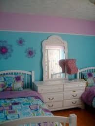 blue and purple bedrooms for girls. Delighful Girls Cute Aqua And Purple Girlu0027s Room Throughout Blue And Purple Bedrooms For Girls E