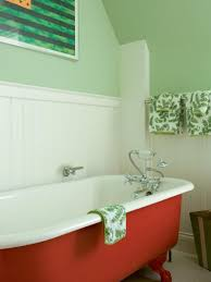 Black Clawfoot Tub Dropin Bathtub Design Ideas Pictures Tips From ...