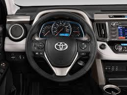2013 Toyota RAV4 Steering Wheel Interior Photo | Automotive.com