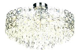 chandeliers semi flush crystal chandelier large size of semi flush ceiling lights contemporary crystal chandeliers