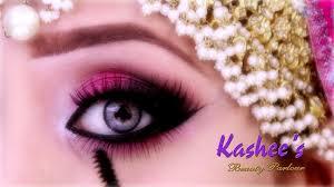 eye makeup by kashees