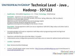 Hadoop Developer Resume India For Year Experience Years Pdf Fresher
