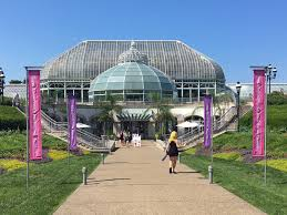 the phipps conservatory and botanical gardens in pittsburgh pa