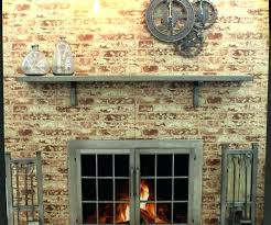 inspirational rustic fireplace screen or screens with doors medium size of nice decorating r80 rustic