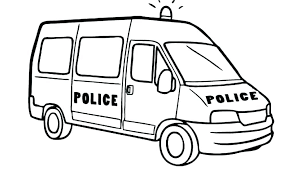 Cars Coloring Sheet Police Cars Coloring Pages Exquisite Decoration