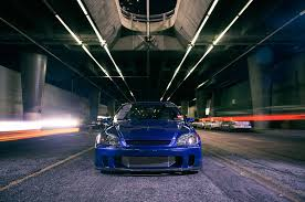 Eg Civic  True DrivingBackyard Special Bumper