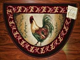 large size of kitchen teal and brown kitchen rugs rooster curtains rooster rugs for