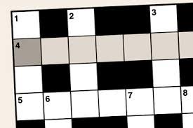 mini crossword solve the clues