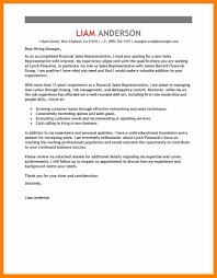7 Salesman Cover Letter Example Sap Appeal