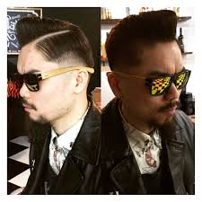 バーバースピークイージーさんのヘアスタイル 金沢市 でスキン