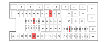 fuse box diagram for 2001 ford expedition discernir net 2009 ford f250 fuse box diagram ford f150 f250 why can't i get into or out of 4wd? ford trucks · 2007 ford f150 fuse box layout wiring diagrams