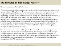 Clinical Data Manager Job Title Docs Allstar Construction