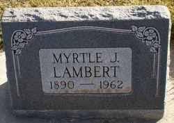 Myrtle Ivy Johnson Lambert (1890-1962) - Find A Grave Memorial