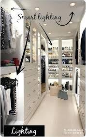 closet lighting ideas. Lights For Closet Best Lighting Ideas On Walking Master Bedroom And Led Shelf