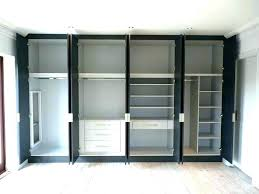 closet organization ikea organizers built in shelves and rods layout ideas walk plans best master on
