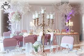 Tischdeko Mit Kerzenleuchter Kerzenständer